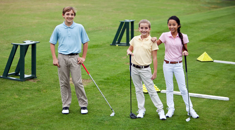 18 Summer Golf Camps